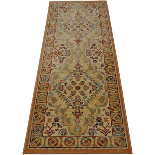 Alfombra Pasillo Native 200 Greca Beig